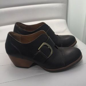 KORKS by Kork-Ease Ankle Booties. Size 6.